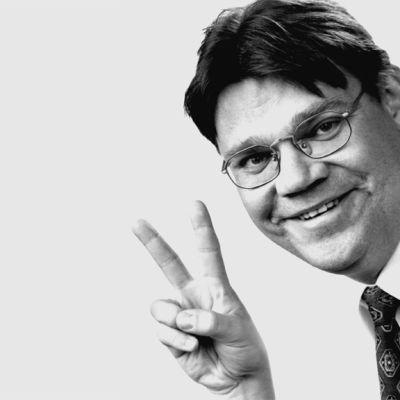 Timo Soini vuodelta 1999.