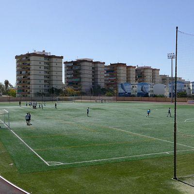 Espanjan Fuengirolan Papellon Elola stadion