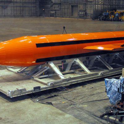 GBU-43 pommi.