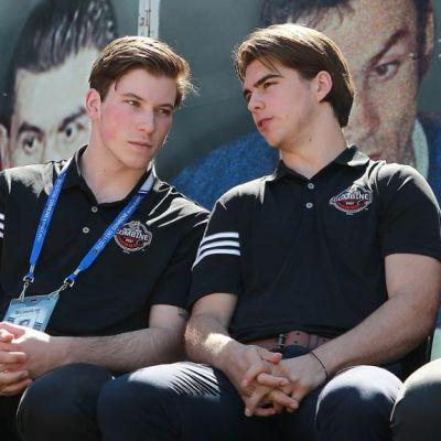 Nolan Patrick ja Nico Hischier