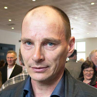 Narkauksen paliskunnan poroisäntä Antero Petäjäjärvi, Ranua