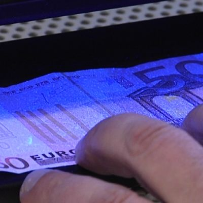 Väärä 50:n euron seteli