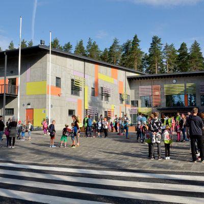 Pontuksen koulu Lappeenrannassa.