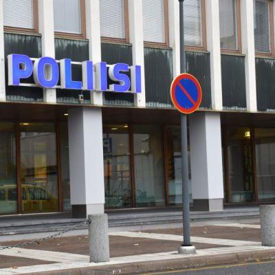 Poliisilaitos Porissa
