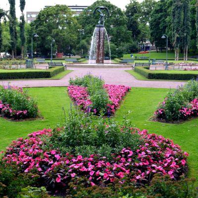 Kotkan Sibeliuspuisto.