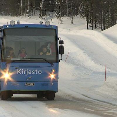 Kemijärven monipalveluauto Kyläluuta