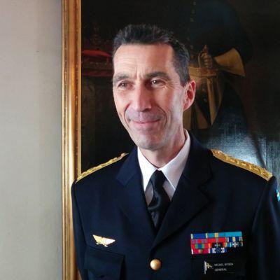 Micael Bydén.