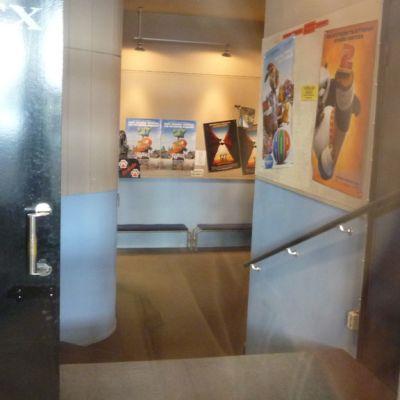 Kokkolan elokuvateatteri Bio Rex.