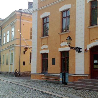 Vanha Suurtori, Turku. Raatihuone.