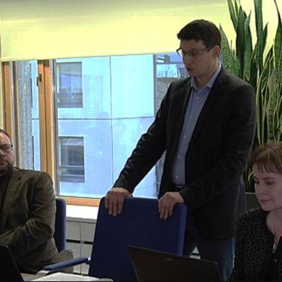 Kouvolan talous- ja rahoitusjohtaja Tuukka Forsell