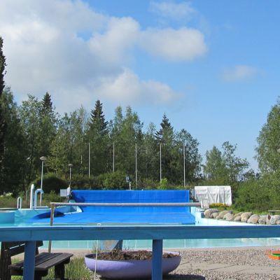 Kuvassa Fanta Sea - puiston vesiallas