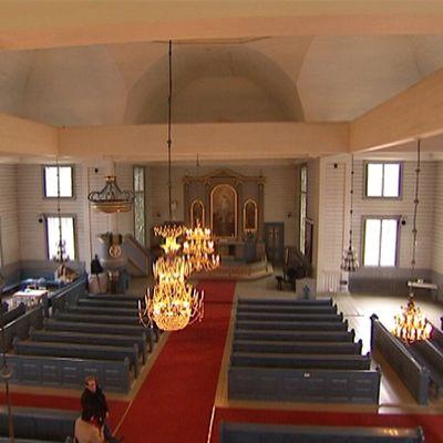 Lappeen Marian kirkko Lappeenranta seurakunta kaupunki
