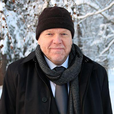Lapin yliopiston tutkija Juha Joona