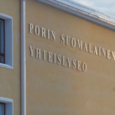 Porin suomalainen yhteislyseo, Pori, PSYL