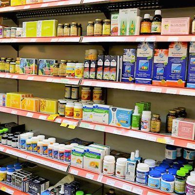 vitamiineja