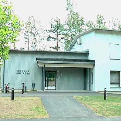 Korvenkylän kirjasto ja neuvola