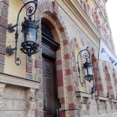 Porin kaupungintaloa