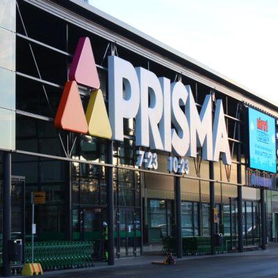 Seppälän uusi Prisma 27.4.2016.