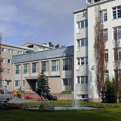 härmän sairaala
