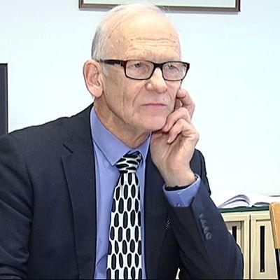 Emeritusprofessori Pentti Meklin