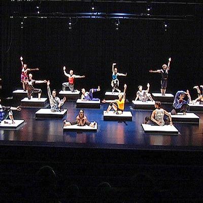 Harjoitukset, Dortmundin Baletti esittää teoksen Cacti