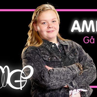 Amelia B: Gå vägen själv