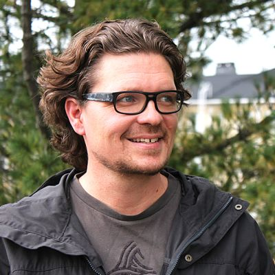 Monsterimies -dokumenttielokuvan ohjaaja Antti Haase