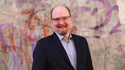 Bernt Nordman leder klimatprogrammet vid WWF Finland.