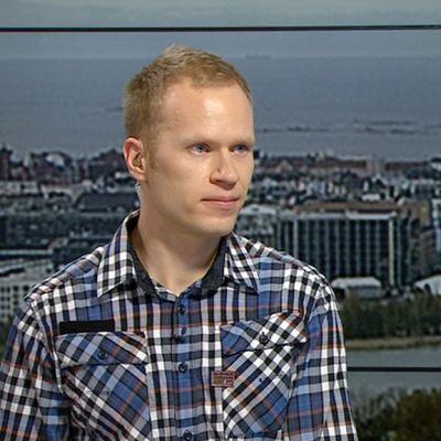 Meteorologi Toni Hellinen