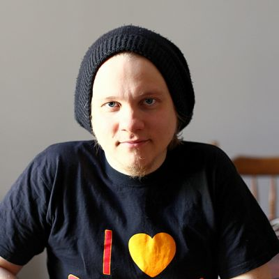 Muusikko Antti Rask