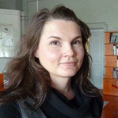 Päivi Partanen, museotoimen johtaja, lappeenranta