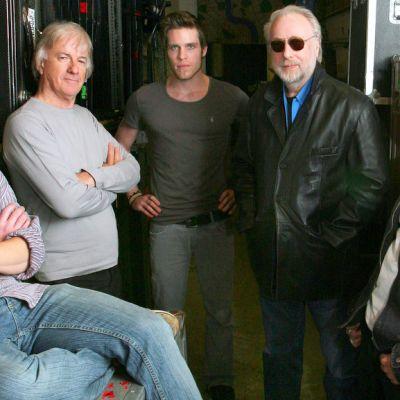 The Yardbirds-yhtyeen jäseniä.