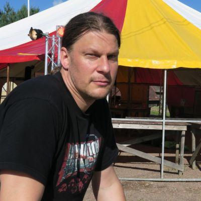 Lauri Eerola, Dark River, festivaali, Kotka