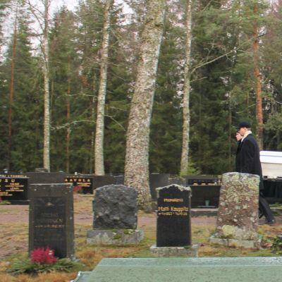 Siunaus, hautajaiset, arkku, kuolema
