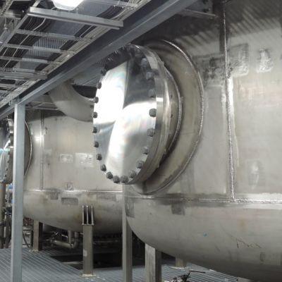 Vedenpuhdistuslaitteita
