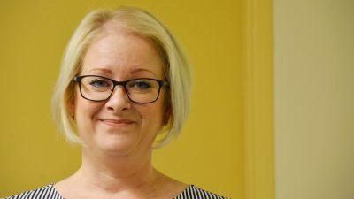 Borgå stads vårdchef Katja Blomberg
