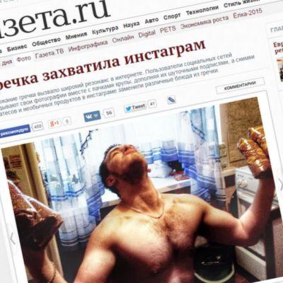 Tattari on venäläisille rakasta ruokaa ja nyt sen pula on saanut liikkeelle varsinaisen kansanliikkeen.