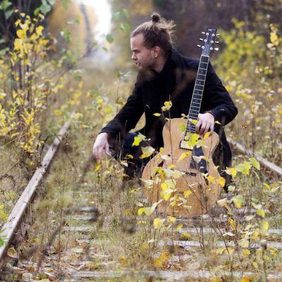 jazzkitaristi Aleksi Ranta.