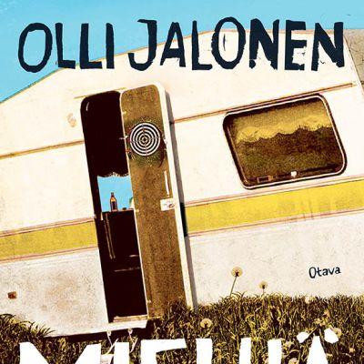 Olli Jalonen: Miehiä ja ihmisiä -kirjan kansi