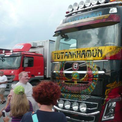 Power Truck Show rekka