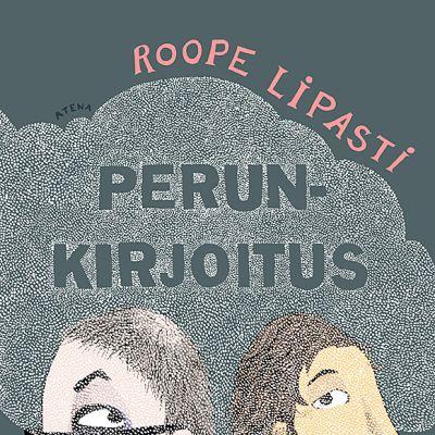 Roope Lipasti: Perunkirjoitus -kirjan kansi
