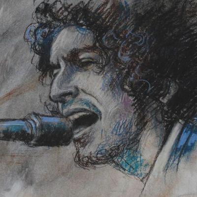 Dylan Suomeksi -levynkansi.