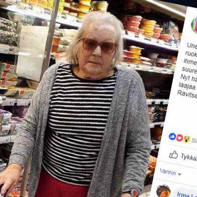 Tyyne Notkola.