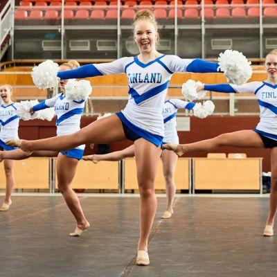 Suomen cheerleadingmaajoukkue