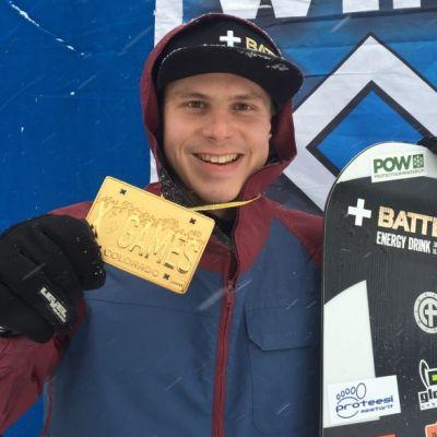 Matti Suur-Hamari ja X Gamesin kulta.