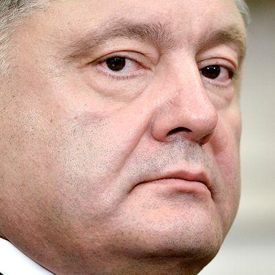 Ukrainas president Petro Porosjenko.