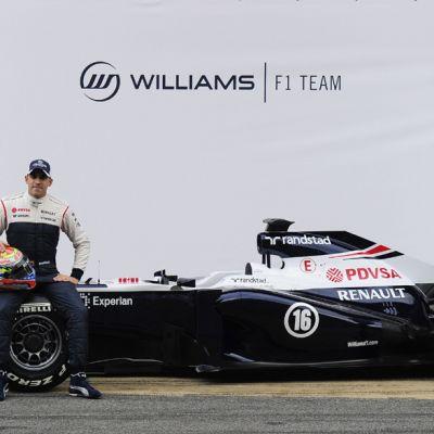 Williamsin FW35-auto
