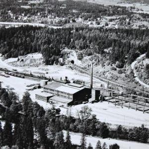 Det gamla Åminnefors