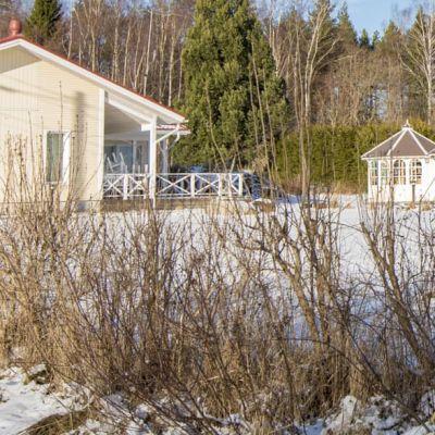 Egnahemshus i Lappvik
