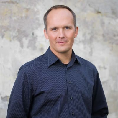 Programchef Jussi Nikula på Världsnaturfonden WWF ansvarar för programmet för ekologiskt fotavtryck.